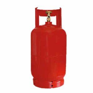 Botella de 9 kgs del gas refrigerante R32